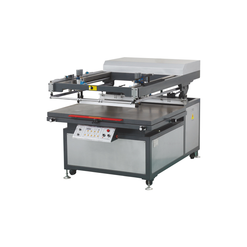 Series oblique-ARM Type Flat Screen Printing Machi